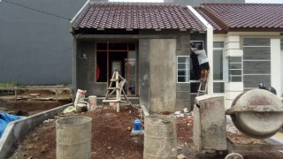 Dok. April 2019 - Progress Pembangunan Rumah Blok Q No. 10