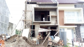 Dok. April 2019 - Progress Pembangunan Rumah Blok N No. 5