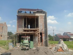 Dok. April 2020 - Progress Pembangunan Rumah Blok M No. 8